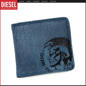 2019年最新海外 ディーゼル 財布 DIESEL メンズ 二つ折り財布 ブレイブマン ブランド, 狭山市 71e52146
