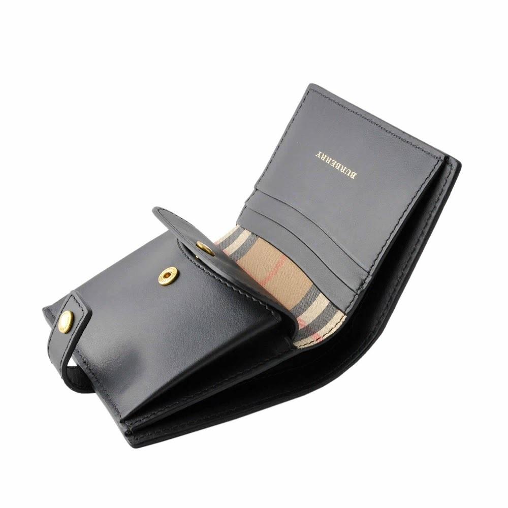 finest selection dfa39 146fa バーバリー BURBERRY 財布 折りたたみ財布 二つ折り... Fortune ...