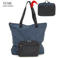 f366cd71ef TUMI(トゥミ)折りたたみ ポケット ショッパー ナイロン トートバッグ【Shopper Pack.