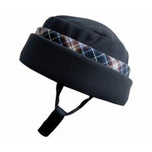 買取り実績  アボネット ガードF(全周囲型)// 2101 ブラック(青チェック) 非課税 外出時に最適なおしゃれな保護帽, 日立市:3eb50bc0 --- etcsolucoes.com