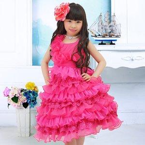 4ddc59340df4a 子供ドレス メリーポピンズ発表会 フォーマル お花畑みたい ... ファーストレディ ポンパレモール