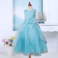 f51daabb5c916 子供ドレス サフラン新色(水色) 結婚式 バレエ衣装 発表会 お値打ち フォーマルド.