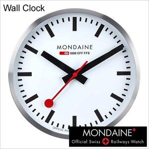 【海外輸入】 送料無料 モンディーン時計 [ MONDAINE置時計 ]( MONDAINE [ 時計 レディース モンディーン ]( 置時計 ) ウォール クロック ( Wall Clock ) メンズ レディース ユニセックス/男女兼用時計/A995CLOCK16SBB [おしゃれ 送料無料 スイス A995.CLOCK.16SBB] [送料無料!!][ポイント10%!!], インパクトオンライン:a3fd0833 --- rr-facilitymanagement.de