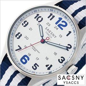 【在庫一掃】 [即納]サクスニーイザック腕時計 [ SACCSNYYSACCS時計 ]( SACCSNY YSACCS SACCSNY 腕時計 サクスニー おすすめ [ イザック 時計 ) メンズ レディース ユニセックス/男女兼用腕時計/シルバー/SYA-15093S-SI [カジュアル 使いやすい おすすめ 可愛い かわいい 送料無料], TOWA-zakka:a39d22df --- frmksale.biz