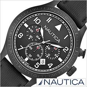 【在庫限り】 送料無料 [即納]ノーティカ腕時計 NAUTICA時計 NAUTICA 腕時計 ノーティカ 時計 クロノ クラシック スポーティ カジュアル BFD105 CLASSIC SPORTY CASUAL メンズ/ブラック A18685G [アナログ おしゃれ][芸能人 雑誌掲載 通販 アメリカン ブランド][10倍], 長野市 d0bec649