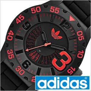人気満点 送料無料 [即納]adidas 時計 [アディダス 腕時計] adidas originals [アディダス 腕時計 ADH2965 [アディダス 腕時計 オリジナルス 時計] adidasoriginals 腕時計 [アディダス時計] adidas時計 ニューバーグ NEWBURGH メンズ/ブラック ADH2965 [ラバー ベルト/人気/新作/防水/ブランド/レッド/シンプル] [送料無料!!], BDONLINEストア:014e4ce9 --- stratagemfx.com