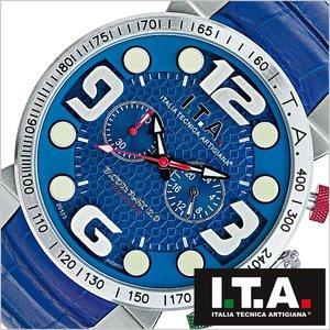 【正規通販】 送料無料 ITA-18-00-03 アイティーエー 腕時計 ] I.T.A. 腕時計 アイティーエー ITA 時計 I.T.A. 時計[ ITA ] ITA腕時計 ITA時計 ビーコンパックス B.COMPAX 2 メンズ/ブルー ITA-18-00-03 [革 ベルト/クロノグラフ/正規品/イタリア/ブランド/ファッション ウォッチ] [送料無料!!][ポイント10%!!], 大治町:53494c07 --- stratagemfx.com
