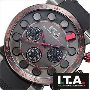 【70%OFF】 送料無料 ] アイティーエー 腕時計 I.T.A. 腕時計 ITA-18-01-02 Premio アイティーエー 時計 I.T.A. 時計[ ITA ] ITA腕時計 ITA時計 グランプレミオ Gran Premio メンズ/ブラック ITA-18-01-02 [ラバー ベルト/クロノグラフ/正規品/イタリア/ブランド/ファッション/防水./レッド] [送料無料!!][ポイント10%!!], カルナリード:540cb91a --- stratagemfx.com