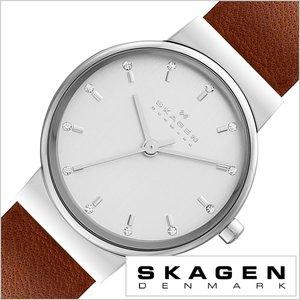 【誠実】 送料無料 [即納]スカーゲン 腕時計[ SKAGEN 時計 腕時計[ ]スカーゲン腕時計[ ]スカーゲン 時計[ SKAGEN 腕時計 レディース/シルバー ]スカーゲン腕時計[ SKAGEN時計 ]アンカー ANCHER レディース/シルバー SKW2192 [人気/新作/ブランド/防水/革 ベルト/レザー/ブラウン/シルバー/北欧/シンプル/プレゼント/ギフト] [送料無料!!], ガルダローバミラノ:eef75d0f --- showyinteriors.com