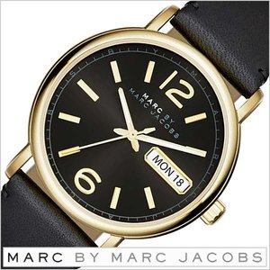 新着商品 送料無料 [即納]マークバイマークジェイコブス 腕時計 MARCBYMARCJACOBS 時計 マーク バイ マーク ジェイコブス 時計 MARC BY MARC JACOBS 腕時計 マークジェイコブス ファーガス Fergus メンズ/レディース/ブラック MBM1388 [人気/ブランド/革 ベルト/レザー/ゴールド], DRJオートパーツマーケット 28248c33