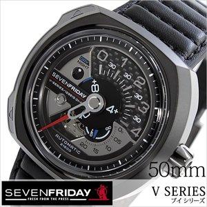 全商品オープニング価格! 送料無料 [即納]セブンフライデー 腕時計 [ SEVENFRIDAY時計 ]( SEVENFRIDAY 腕時計 セブンフライデー 時計 ) ブイ シリーズ スピード/メンズ/腕時計/ブラック/V3-01-SPEEDO [革 ベルト/機械式/自動巻/メカニカル/スイス/グレー/シルバー/V3/1][プレゼント/ギフト], TiCTAC 6fa7190b