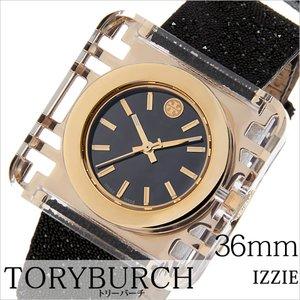 注目の 送料無料 時計 [即納]トリーバーチ 腕時計 腕時計 TORYBURCH 時計 送料無料 IZZIE レディース ブラック TRB3009 [送料無料!!], 清内路村:385b2a6a --- csrcom.com
