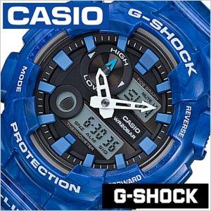 春新作の 送料無料 カシオ 腕時計 [ CASIO時計 ]( CASIO 腕時計 カシオ 時計 ) Gショック ( G-SHOCK ) メンズ/腕時計/ブラック/GAX-100MA-2AJF [アナデジ/デジタル/正規品/防水/液晶/ストップ ウォッチ/ブルー/ジーショック], BONSAI 彩都 de8e7095