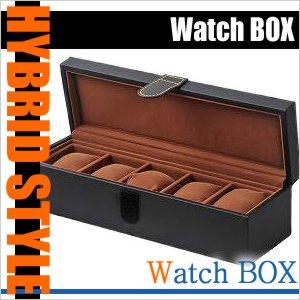 【国内即発送】 送料無料 エスプリマ 腕時計ケース [ Esprimaケース ]( ) ( Esprima 腕時計ケース エスプリマ エスプリマ ケース ) コレクション ボックス ( Collection Box ) 腕時計ケース/SE-55005LBK [ディスプレイ/ウォッチケース/時計ケース/コレクションケース/収納ケース/5本収納/5本] [送料無料!!], チョウセイグン:dad91abf --- affiliatehacking.eu.org