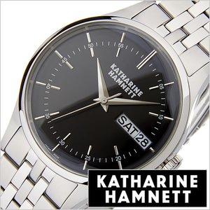 人気ブラドン キャサリンハムネット 時計 [ KATHARINEHAMNETT時計 高級 ]( KATHARINE HAMNETT 腕時計 ENGLISH ) ファッション イングリッシュ スリック ( ENGLISH SLICK ) メンズ腕時計 ブラック KH20G5-B34 [ 正規品 高級 イギリス おしゃれ オシャレ アンティーク ファッション メタル ベルト ] [送料無料!!], トヨナカシ:408ac86c --- parker.com.vn