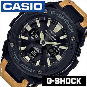 【驚きの価格が実現!】 【正規品】 カシオ ジースティール 時計 [ CASIO ] [ ジーショック 丈夫 ジースティール ( G-SHOCK G-STEEL ) メンズ腕時計 ブラック GST-W120L-1BJF [ 正規品 人気 ブランド 防水 アナデジ Gショック 丈夫 プレゼント ギフト アウトドア 革 レザー ベルト ] [送料無料!!], ボブアンテナ:948d3eef --- agenklg.co.id