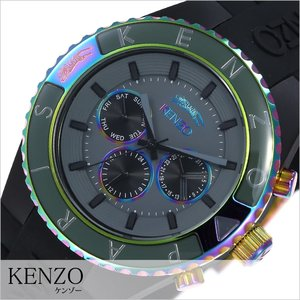 高価値 ケンゾー腕時計 KENZO時計 KENZO Rendez-Vous 腕時計 ケンゾー 時計 Rendez-Vous メンズ KENZO 9600705/ブラック 9600705 [人気/虎/トラ/ラバー/マルチファンクション/プレゼント/ギフト/オーロラ/レインボー] KENZO時計 ケンゾー腕時計 KENZO 腕時計 ケンゾー 時計 Rendez-Vous, AYUMUZO:bf18fdab --- deutscher-offizier-verein.de