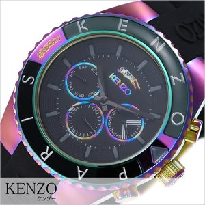 2019最新のスタイル ケンゾー腕時計 KENZO時計 KENZO ケンゾー腕時計 腕時計 ケンゾー 時計 Rendez-Vous 時計 メンズ/ブラック KENZO 9600805 [人気/虎/トラ/ラバー/マルチファンクション/プレゼント/ギフト/オーロラ/レインボー] KENZO時計 ケンゾー腕時計 KENZO 腕時計 ケンゾー 時計 Rendez-Vous, Sweets Island turtle:bc6d15d6 --- packersormovers.com
