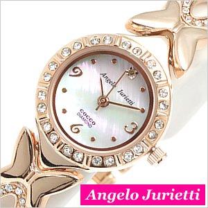 23f3f6f3a0 AJ4010-PG. アンジェロジュリエッティ腕時計[AngeloJurietti]時計