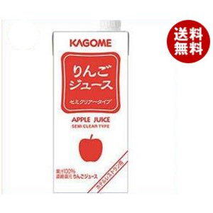 【送料無料】【2ケースセット】カゴメ りんごジュース(ホテル ...