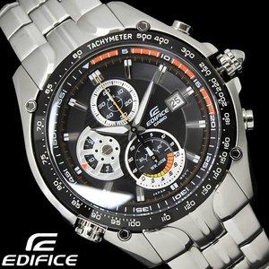 【楽ギフ_のし宛書】 【送料無料 EDIFICE】メンズ腕時計 プレゼント CASIO EDIFICE シルバー カシオ エディフィス レーシングクロノグラフ ブランド EF-543D-1A スモールセコンド シルバー ブラック オレンジ ステンレス プレゼント ギフト 激安 特価 WATCH うでどけい【腕時計】【CASIO/カシオ】【EDIFICE/エディフィス】 カシオ CASIO 腕時計 メンズ アナログ クロノグラフ EF-543D-1AV 海外モデル 送料無料 並行輸入品 ラッピング無料 シンプル, 洛中高岡屋:1a00793e --- affiliatehacking.eu.org