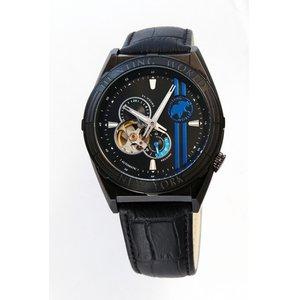 満点の ハンティングワールド HUNTING WORLD メンズ 腕時計 自動巻き 革ベルト オープンハート HW994BBL ブランド 高価 アウトドア カジュアル 象 ゾウ 誕生日 ラッピング無料可能 プレゼント バレンタインデー 誕生日 高級 ブランド 人気 おしゃれ, サイクルヨシダ 28e61797