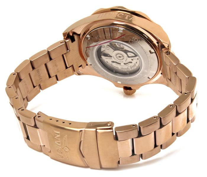 a8d603b2ee グランドダイバー INVICTA 自動巻き メンズ インヴィクタ 13712 腕時計 【送料無料】 ホワイト