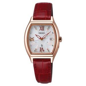 最高の品質の 【送料無料】【取り寄せ】ルキア 時計 セイコー 腕時計 ソーラー 腕時計 クロノグラフ クロノグラフ レディース LUKIA SEIKO SSVS015 ソーラー腕時計 ブランド シルバー ピンク ローズゴールド シンプル オフィス 人気 時計 プレゼント ギフト うでどけい【国内正規品】 金属アレルギーの方にも安心のチタン製 綾瀬はるか起用ブランド 芸能人 女優 電池交換不要 時刻合わせ不要 ラッピング無料, 戸沢村:5723ae92 --- eva-dent.ru