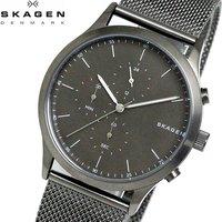 292954e97b 【SKAGEN】 スカーゲン 腕時計 メンズ ヨーン クロノグラフ SKW6476 グレー×ガンメタ.