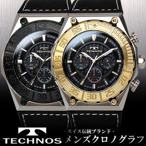 【同梱不可】 【送料無料】メンズ 腕時計 クロノグラフ 腕時計 ブランド TECHNOS テクノス プレゼント ギフト T1206 スイスブランド 人気 激安 特価 セール WATCH うでどけい とけい【腕時計】【メンズ】【TECHNOS/テクノス】, 小石原村 315db489