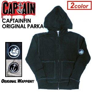 【超安い】 CAPTAIN FIN,キャプテンフィン,パーカー●CAPTAINFIN ZIPPED ORIGINAL ORIGINAL CAPTAIN ZIPPED PARKA, 【予約中!】:a6961f1b --- blog.buypower.ng