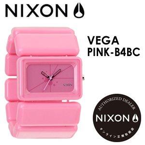 【楽天ランキング1位】 NIXON,ニクソン,腕時計,正規取扱店●VEGA-PINK-B4BC, プシュケチカ:6a588733 --- frmksale.biz