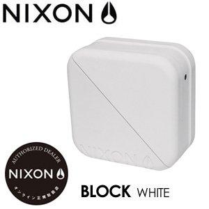 今季一番 NIXON,ニクソン,ヘッドフォン,イヤホン●Block-White, 川里町:0c5ab953 --- abizad.eu.org