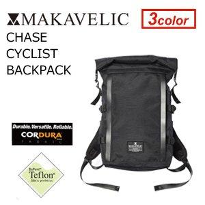 高級ブランド 【送料無料】MAKAVELIC CHASE CYCLIST CYCLIST BACKPACK BLACK マキャベリック チェイス BACKPACK サイクリスト チェイス バックパック ブラック 本体には耐引裂性、摩擦、引き裂き,擦り切れに強い高性能ファブリックに求められる特性を備えたCORDURA1000dを使用し、DAYUSEに使用できるアイテムです。サイズ:W290×H500×D165(mm), ごえんだま:7fae7920 --- mikrotik.smkn1talaga.sch.id