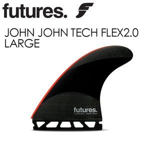 【おトク】 FUTUREFINS,フューチャーフィン,ジョンジョンフローレンス,L,NEW●JOHN JOHN TECH FLEX2.0 LARGE, ジュエリー成城フリッガ f7e3534c
