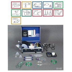 定番  【送料無料】 酸素吸入救急医療セット EK-60, EK-60S ブルークロス, LARGUS ONLINE SHOP 7f9ddbc1