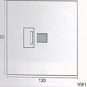 日本最級 【送料無料 1061】 ステリ・ドレープ 10枚 眼科用ドレープ 透明ポリエチレン製インサイズシリーズ 130×130/12.5×10cm パウチ付 パウチ付 10枚 1061 3M 目朧・睫毛を隔離できます, リュウジンムラ:06d332c5 --- parker.com.vn