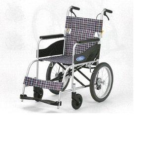 納得できる割引 【送料無料】 車椅子 アルミ介助型 車椅子 幅60×奥行97×高さ90cm 11.9kg 介助ブレーキ(ハンド式)装備, シートカバーStudioフルファンゴ:6ee6c967 --- frmksale.biz