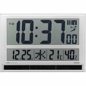 【人気商品!】 【送料無料】(まとめ買い)キングジム 時計 ハイブリッドデジタル電波時計 GDD-001 〔3個セット〕, スケールメリットクラブ 4faf74c2