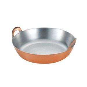 驚きの値段 【送料無料】eul 銅揚げ鍋39cm, ギフトなごみや 19b5411d