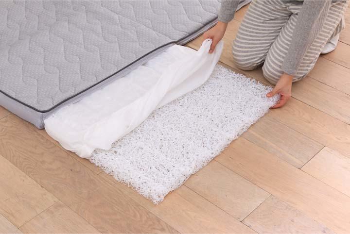 シングルサイズシングルマットレス高反発かため硬め洗濯可能3つ折り折り畳み折りたたみAiryエアリーマットレスエクストラ三つ折りタイプAMEX-3Sアイリスオーヤマ