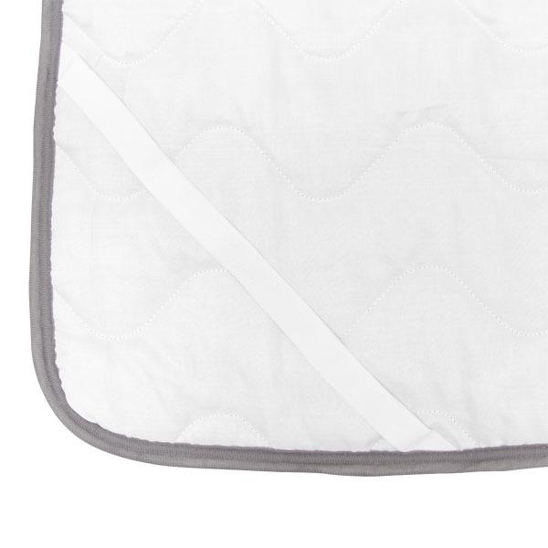 エアリーマットレス MARD ダブル ホワイト・ベージュ・ブラウン+柔らかあったか敷きパッド YASPD ダブル アイリスオーヤマ