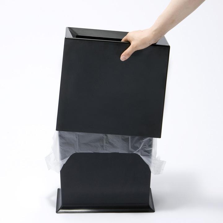 【ゴミ箱おしゃれ分別スリムごみ箱ダストボックスイデアコ【B】TUBELORBRICKideaco】