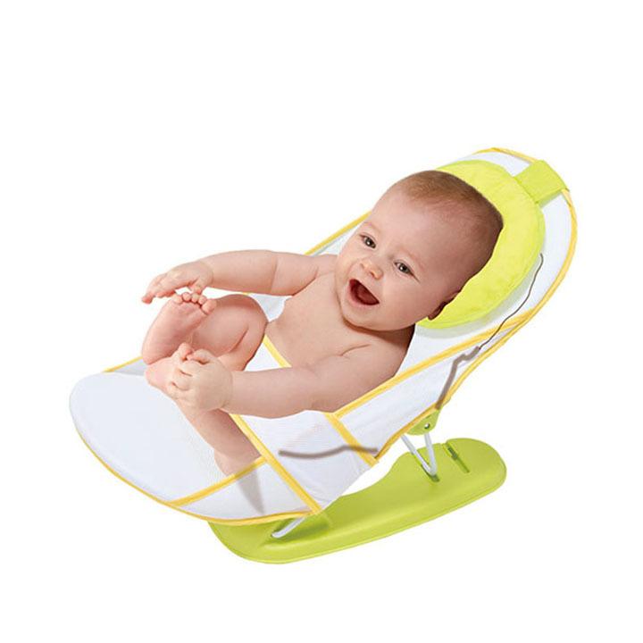 ベビーバスお風呂赤ちゃんベビー用品折りたたみバスベッドドーナツシンセーインターナショナル