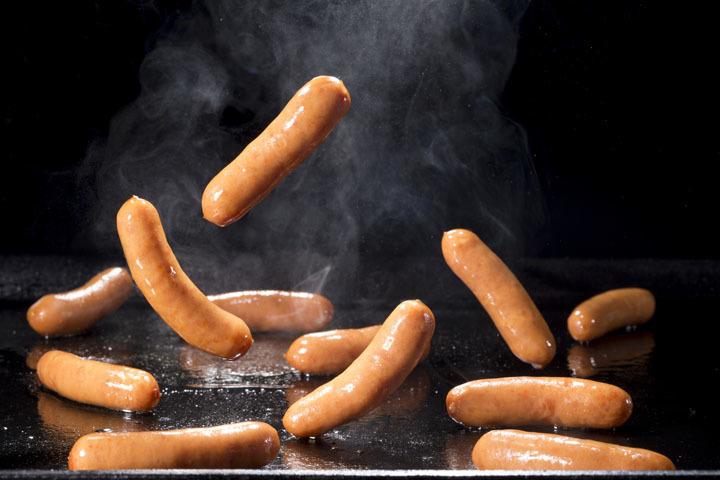 ウインナーソーセージ冷凍保存OK食品ホテルビュッフェウインナー700g×3個入り丸大食品