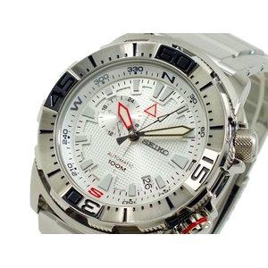 人気満点 セイコー SEIKO SUPERIOR 自動巻き 腕時計 SSA047J1 シルバー, S1サイクル d57b7522