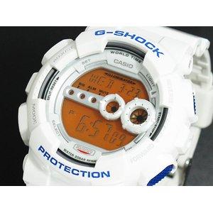 高価値 カシオ CASIO 腕時計 カシオ Gショック G-SHOCK 高輝度LED 腕時計 CASIO GD100SC-7, 浅井町:f81b94cb --- abizad.eu.org