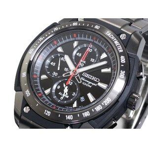スペシャルオファ セイコー アラーム SEIKO アラーム クロノグラフ セイコー 腕時計 SEIKO SNAD49P1, 磁気ネックレスの通販ほぐしや本舗:a030b095 --- eva-dent.ru