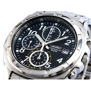 全日本送料無料 セイコー SEIKO 腕時計 クロノグラフ SEIKO 腕時計 セイコー SND195P1, 三田市:e1b05e21 --- 5613dcaibao.eu.org