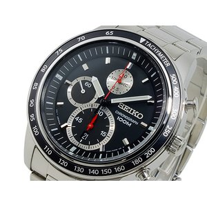 週間売れ筋 セイコー SEIKO SEIKO セイコー クロノグラフ クロノグラフ 腕時計 SNDD85P1, からあげでんせつ:0ce47a09 --- abizad.eu.org